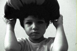 Meu Nome É Paulo Leminski, Cezar Migliorin, Rio de Janeiro, 2004, 5 min