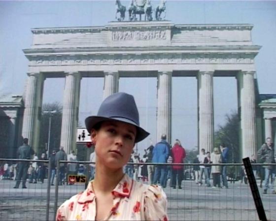 """Blue Box Berlim"", de Nina Hoffmann"